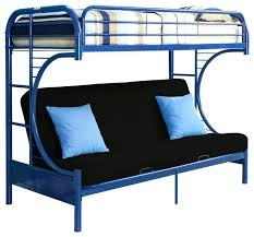 metal bunk bed futon. Twin Over Full Futon Bunk Bed Conventional Metal Beds On Small (