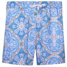 blue tile swim shorts kloters blue tile t44 blue