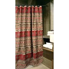 bear shower curtains glamorous moose and bear shower curtain curtains bear shower curtain hooks
