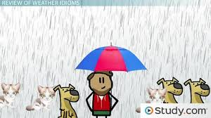 Spanish Idioms To Describe Weather And The Seasons Video Lesson