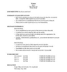 Combination Resume Templates Unique Functional Resume Sample For Fresh Graduate In Com Inside Template
