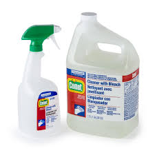 Bottle Of Bleach Procter Gamble 02291 1 Gallon Comet Cleaner Refill With Bleach