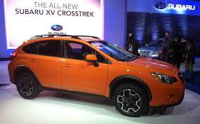 2012 New York: U.S.-Spec Subaru XV Crosstrek Debuts Alongside 2013 ...