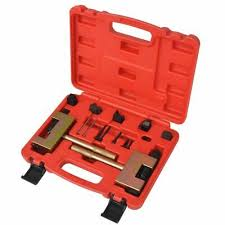 vidaXL Engine <b>Chain Riveting Toolset</b> for Mercedes Install and ...