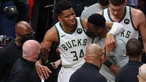 NBA Finals following Game 6 win ...