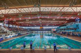 Olympic Swimming Pool Indoors Durban Editorial Stock Image Image