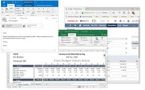 Solution 7 Excel Financial Reporting Planning For Netsuite