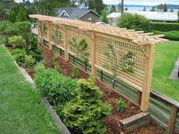 Small Picture Trellis Design Ideas garden fence trellis design ideas home