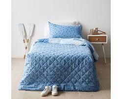 target hadley comforter set blue