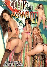 Luv dat asian azz dvd