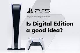 $399 at b&h the ps5 digital edition is also currently unavailable, but b&h is offering free expedited shipping and will notify you you may need to pay extra for a bundle, but it's worth checking out these locations either way. Is A Digital Only Ps5 A Good Or Bad Idea We Debate Sony S Decision