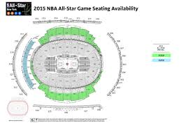 2015 Nba All Star Game Seating Availability New York Knicks