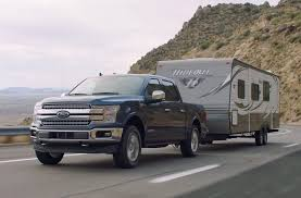 2017 F 150 Towing Capacity Chart Ford F 150 Finally Goes Diesel This Spring With 30 Mpg And