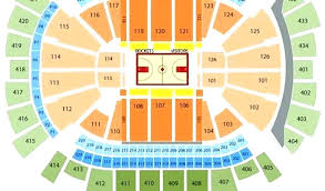Toyota Center Detailed Seating Chart Toyota Center Seating Chart Center Seating Map 1 2 House