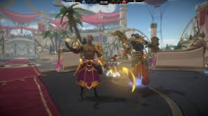 New Action Moba Battlerite Is Storming Its Way To The Top Of