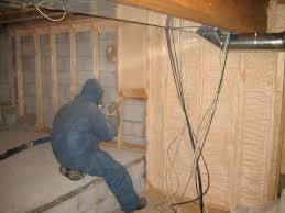 Image of: Finishing Basement Floor Insulation