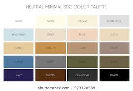 Beige Color Chart Beige Colour Image Images Stock Photos Vectors Shutterstock