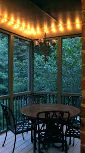 covered patio lights. Back Porch Lights Covered Lighting Ideas  Screened Makeover Add Covered Patio Lights