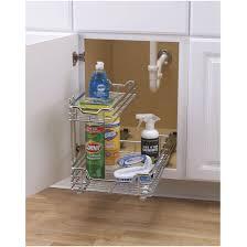 Under Cabinet Shelving Kitchen Under Kitchen Cabinet Storage Solutions Ybm Home Under Shelf