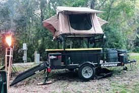 diy no weld utility trailer rack setup