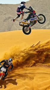 Desert And Motocross Best Hd Wallpapers For Iphone And