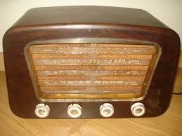 Resultado de imagem para imagens de rádios antigos