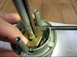 kwikset door lock parts. How To Remove The Lock Cylinder From A Kwikset SmartKey Entry Knob Door Parts L