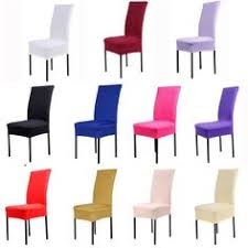 dining chair covers spandex strech dining room cadeira protector slipcover decor housse de chaise for sillas