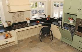 Accessible Kitchen Design Cool Design