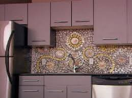 Mosaic Tile Kitchen Backsplash Favorite Mosaic Tile Kitchen Backsplash For Simple Kitchen Of