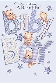 Congratulations For A Baby Boy