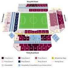 Uk Football Seating Chart Seating