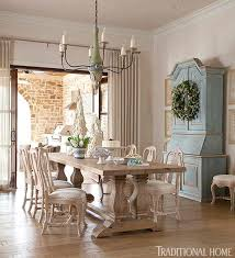 restoration hardware table. Restoration Hardware Table Gustavian French Style Dining Room Stunning Chandelier Armoire
