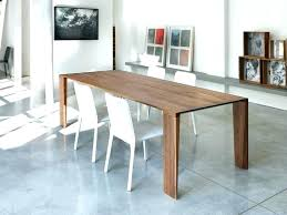 modern round extendable dining table modern grey dining table small glass kitchen table small round modern