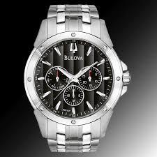 bulova watches orologi bulova bulova chronograph watch bulova bulova watch men s stainless steel bracelet 96c107