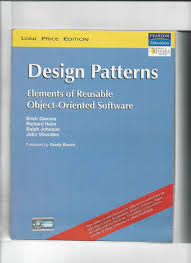 Design Patterns Pdf Extraordinary Buy Design Patterns Elements Of Reusable Object Oriented Software