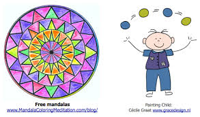 Small Picture Sunshine for Children with Cancer Mandala Coloring Pages