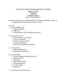 Annual Meeting Minutes Form Annual Minutes Template