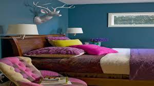 Purple And Blue Bedroom Teal Blue Bedroom