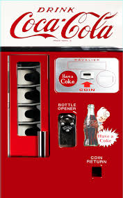 Coca Cola Mini Vending Machine Gorgeous Coca Cola Vending Machine Mini Fridge Wrap Want More Business From