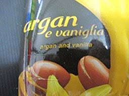 Bagnoschiuma In Inglese : Malizia bagno schiuma argan e vaniglia ml