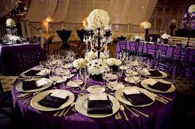 wedding table decorations ideas. Wedding Table Decoration Ideas Purple Decorations