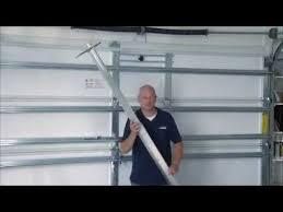 garage door brace. Installing A Garage Door Brace - Hurricane Preparedness YouTube D