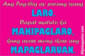 Tagalog Love Quotes For Him Tagalog Quotes For Him About Thank You For The Love Love Quotes From 13