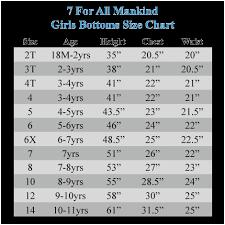 Abiding Jean Waist Size Chart Grace Jeans Size Chart Mens