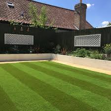 artificial turf yard. Contemporary Yard Selhurst Stripe With Artificial Turf Yard