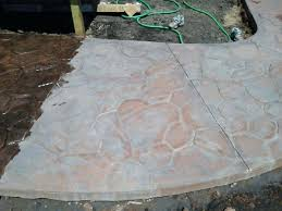 best flagstone sealer stamped concrete before sealer has been applied flagstone sealer