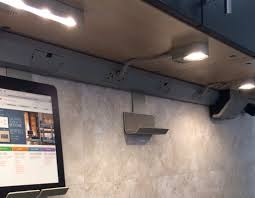 Under Cabinet Outlets Kitchen Adorne Under Cabinet Lighting System Soul Speak Designs