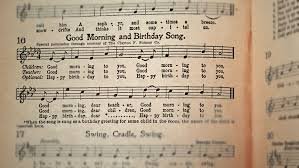 the twisted history of the happy birthday song and the copyright  the twisted history of the happy birthday song and the copyright shenanigans that keep it profitable