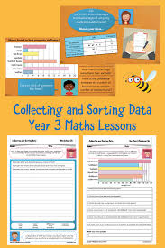 Collecting And Sorting Data Math Activities For Kids Ks2